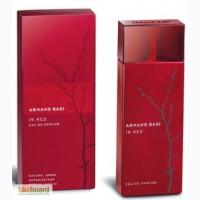 Armand Basi In Red Eau de Parfume парфюмированная вода 100 ml. (Арманд Баси Ин Ред Парфюм)