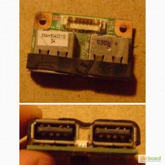 Запчасти на ноутбук HP G60 (G60-235DX) разборка