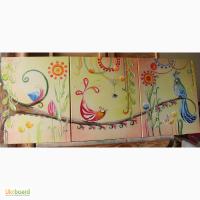 Картина маслом Казкова картина 35х90