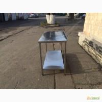 Разделочный стол из нержавейки для мяса Киев