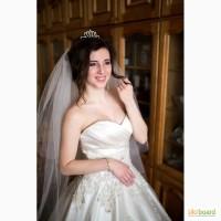 Дизайнерское свадебное платье Justin Alexander