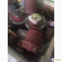 Электродвигатели для двухтонных цепных электротельферов серии ву
