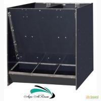 Кормовой автомат для свиней от 30 кг (двухсторонний, на 60 голов)
