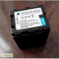 Аккумулятор для видеокамер Panasonic VW-VBN260 3200mAh