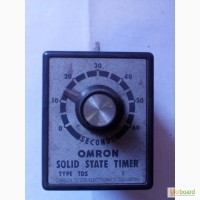 Реле omron solid state timer