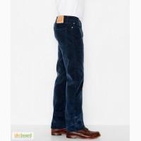 Джинсы вельветовые Levis 514 Corduroy Straight Fit Jeans (США)