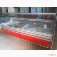 Продам витрину холодильную б/у длиной- 2, 5 м Cold