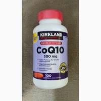 Коэнзим Со Q10 (300 мг/1капсула) Kirkland (США)