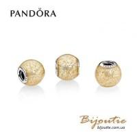 PANDORA Шарм ― сияние золота 796327EN146 оригинал