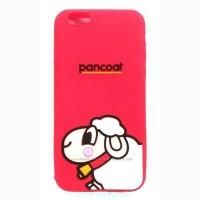 Чехол овечка Lamb case силиконовый на iPhone 6 6s se 6 plus 6s lpus 6 6s 7 7 plus