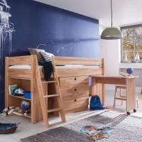 Детская кровать-чердак b03