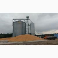 Энергосберегающие шахтные зерносушилки ARAJ - поставка и строительство