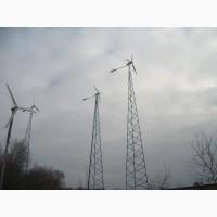 Ветроэлектростанция (ВЭС) сетевая 20 кВт