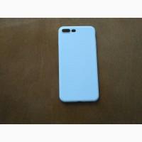 Чехол Бампер на iPhone 7+ Plus Белый