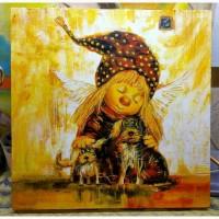 Купить копию Чувиляевой Солнечный ангел с собачками