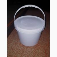 Ведра пластиковые 10 литровые