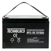 Аккумулятор гелевый 12V 100Ah