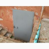 Двері металеві в підвал та підїзд