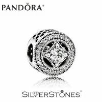 Оригинал Pandora Пандора шарм бусина Vintage Винтаж арт. 791970CZ