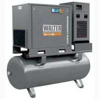 Винтовой компрессор WALTER SKTG 7.5 P COMBO