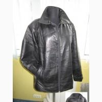 Оригинальная женская кожаная куртка ELGROS. XXL. Лот 97