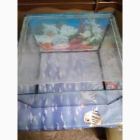 Продам аквариум б/у 40 литров