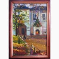 Продам картинуСвет ( картон, масло 20х30, копия) Харьков
