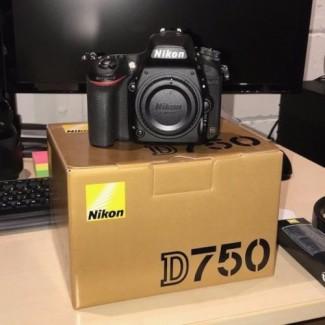 Продам новый Nikon D750 DSLR камеры корпус