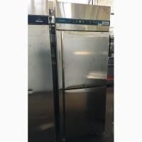 Шкаф холодильно морозильный б/у для кафе