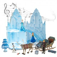 Музыкальный замок Эльзы
