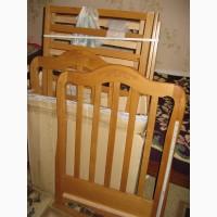 Дитяче ліжко Рута + матрац + захист