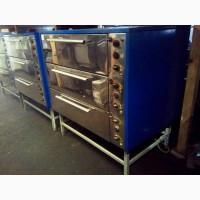 Пекарский шкаф б/у 3 уровня для пекарни