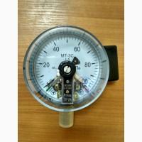 Манометры, вакуумметры электроконтактные МТ-3С
