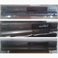 Technics SL - PG460A - Compact Disc Player - рабочий, проигрыватель компакт-дисков