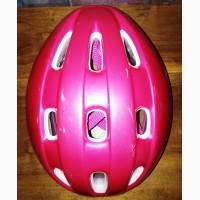 Велошлем для девочки, 54-58см
