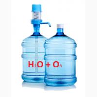Артезианская озонированная бутилированная питьевая вода