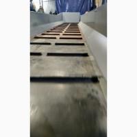 Реверсивный конвейер для отвода органической фракции в линии