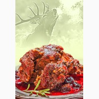 Мясо оленя