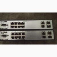 Коммутатор управляемый уровня 2 D-Link DES-3200-10