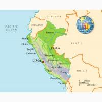 Карго-доставка грузов из Перу в Украину