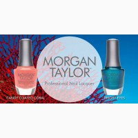 Лак для ногтей Morgan Taylor