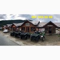 Прокат та подорожі на квадроциклах в Микуличині Явірник