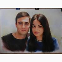 Нарисовать портрет по фото на заказ Чернигов