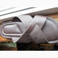 Продам кожаные сандали reserved 42р. стелька 27см