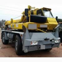 Продаем колесный самоходный кран GOTTWALD AMK 35-21, 14 тонн, 1990 г.в