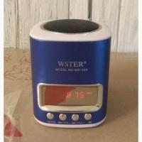 Портативная колонка WSTER WS-259 MP3 FM