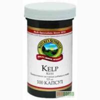 Келп бурая водоросль (препараты для щитовидной железы, келп-йод)
