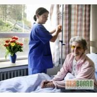 Сиделки. Уход за пожилыми, больными и тяжелобольными людьми