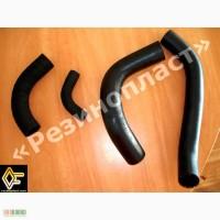 Патрубки резиновые систем охлаждения, рукава газовые, шланги кислородные и для полива
