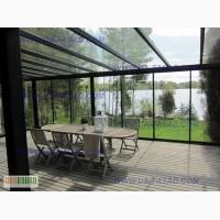 Зимовий сад - цей красивий архітектурний елемент із склянним дахом